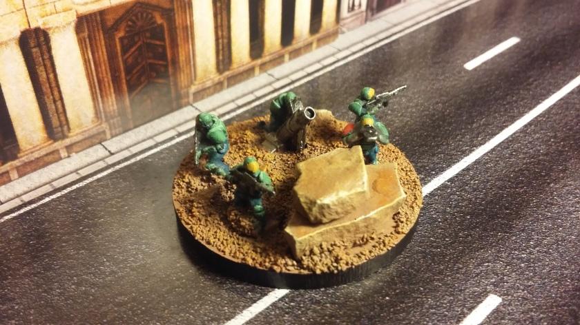 mortar-squad